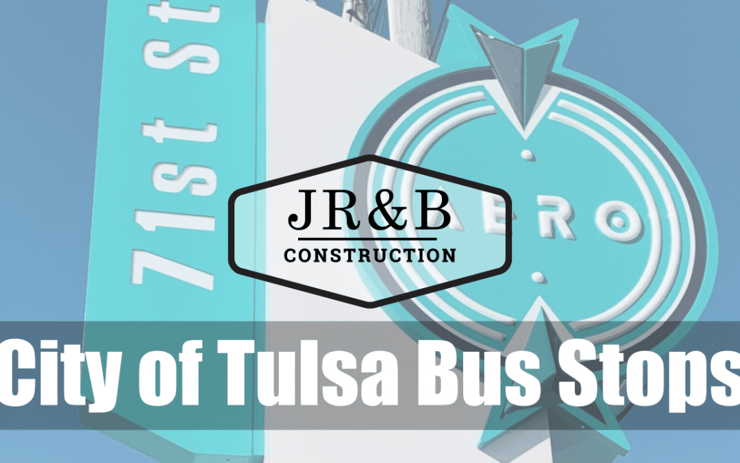 City of Tulsa Bus Stops