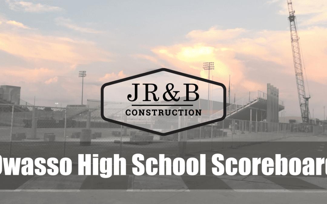 Owasso High School Scoreboard