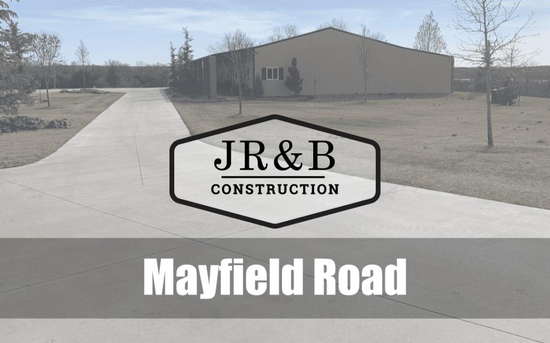 Mayfield Road Lake