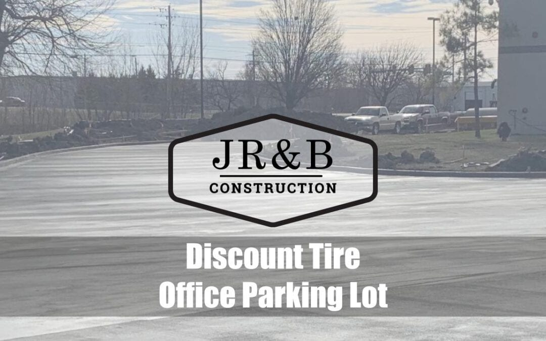Discount Tire Office Parking Lot
